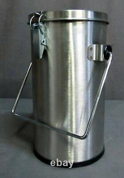 2.01L THERMO 2123 THERMOFLASK Benchtop Liquid Nitrogen LN2 Dewar Container
