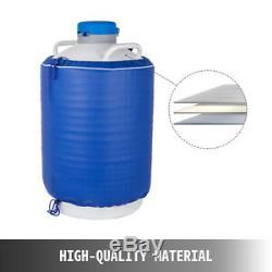 20L Liquid Nitrogen Tank Cryogenic Container With Bag Dewar Tank /Semen