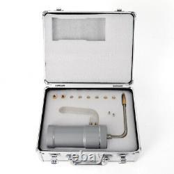 300ml Cryotherapy instrument Liquid Nitrogen (LN2) Sprayer Dewar Tank&9 Heads US