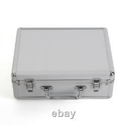 300ml Liquid Nitrogen Storage System Device Dewar Tank+9x Frozen Head