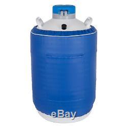 30L Liquid Nitrogen Tank Cryogenic Container With Bag Dewar Tank /Semen