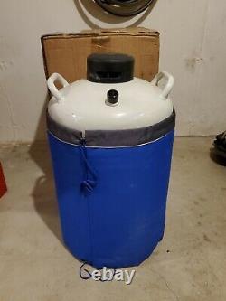 30L Liquid Nitrogen Tank (Dewar)