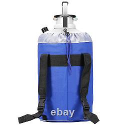 3L Liquid Nitrogen Tank Cryogenic Container With Bag Dewar Tank