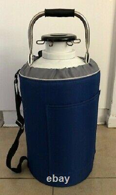 3L Liquid Nitrogen Tank Cryogenic Container With Bag Dewar Tank/Semen