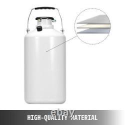 3L Liquid Nitrogen Tank Cryogenic Container With Bag Dewar Tank /Semen
