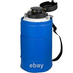 3l Liquid Nitrogen Container Ln2 Tank Dewar Light Weight Cryogenic Vaccines