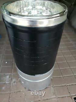 4 Liter Liquid Nitrogen LN2 Dewar Vacuum Flask
