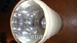 4 Liter Vacuum Dewar Flask Liquid Nitrogen 6W x 11D
