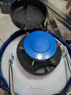 50MM Liquid Nitrogen Tank Cryogenic Container With Bag Dewar Tank