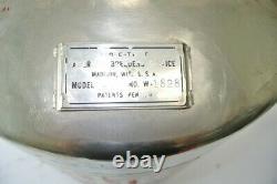 ABS ND-1 Liquid Nitrogen Storage Tank Dewar Approximately 30 Liters