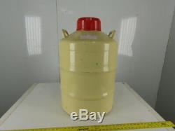 Air Liquide 30 L Capacity Liquid Nitrogen Cryogenic Bio Storage Container Dewar