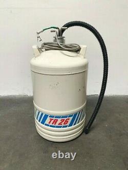 Air Liquide TR26 Liquid Nitrogen Dewar Container