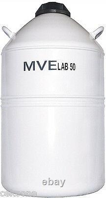 Brymill MVE Liquid Nitrogen Tank Dewar 50Lt 14-17 Week Holding Time 501-50