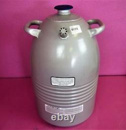 Brymill Taylor Wharton LD-35 32L Dewar Liquid Nitrogen Cryogenic Storage Tank