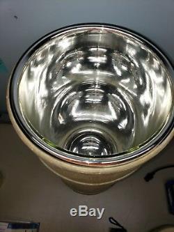 COLE Palmer Vacuum Dewar Flask 24x10 Cryo-Flask, for Liquid Nitrogen LN2