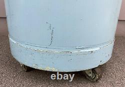 CRYOFAB Laboratory Liquid Nitrogen Oxygen Argon Holding Tank DEWAR