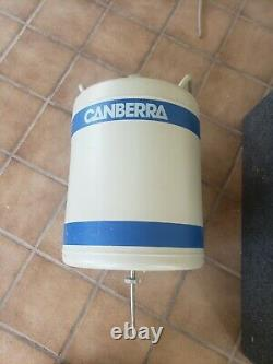 Canberra 30 Liter Liquid Nitrogen Dewar Tank #3