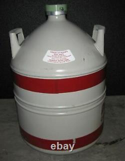 Canberra Liquid Nitrogen Tank Ln2 Dewar 30 Liter (b17)