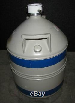 Canberra Liquid Nitrogen Tank Ln2 Dewar 30 Liter (b7)