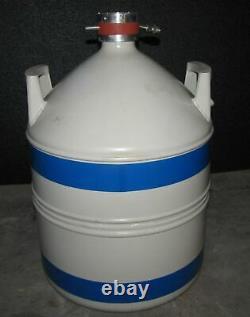 Canberra Liquid Nitrogen Tank Ln2 Dewar 30 Liter (b9)