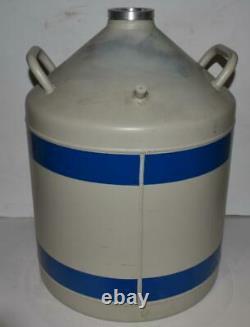 Canberra Liquid Nitrogen Tank Ln2 Dewar 30 Liter (jv5)