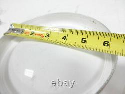 Chemglass Cg-1592 Low Form Glass Dewar Flask Hemispherical For Liquid Nitrogen
