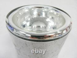 Chemglass Cg-1592 Low Form Glass Dewar Flask Hemispherical For Liquid Nitrogen B