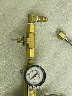CryoSafe Liquid Nitrogen Dewar Manual Withdrawal Device New