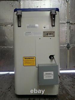 CryoSafe SSBA1 Liquid Nitrogen Dewar Cryogenics Storage System Tank