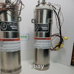 Cryofab CF-4513 Dewar Flask Tank Liquid Nitrogen. Two available. Ships same day