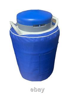Cryogenic Dewar Container Liquid Nitrogen 20L