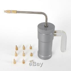 Cryogenic Liquid Nitrogen(LN2)Sprayer Freeze Dewar Tank Treatment Heads 300ML US