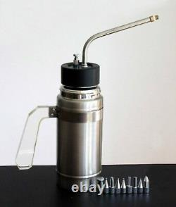 Cryogenic Liquid Treatment Nitrogen (LN2) Sprayer Freeze Dewar Tank 500ml