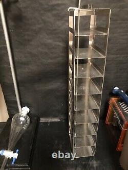 Cryomed Cmr-2800, Liquid Nitrogen Dewar Vial Storage- Nice, Id# 300362