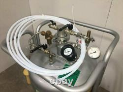Cryotherm APOLLO 100 Liquid Nitrogen Dewar for Cryogenic Storage EXCELLENT