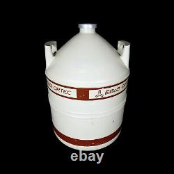 EG&G Ortec LN2 30 Liter Liquid Nitrogen Dewar Tank #2