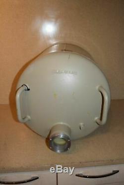^^ Eg&g Ortec Liquid Nitrogen Tank Ln2 Dewar 30 Liter (#y2)