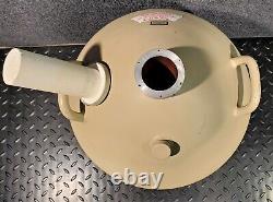 Eg&g Ortec / Mve Al-30 Liquid Nitrogen Cryogenics Dewar