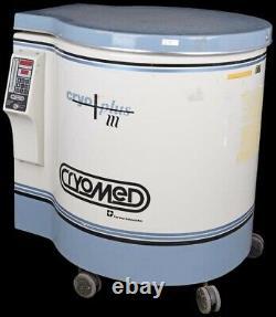Forma 8152 CryoMed CryoPlus III Lab LN2 Liquid Nitrogen Storage/Dewar Sys. PARTS