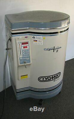 Forma Scientific Model 8175 Cryomed Cryo Plus II Liquid Nitrogen Storage Dewar