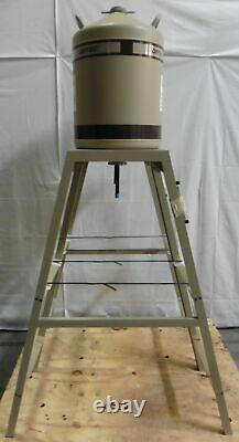 G171595 Lot (2) Ortec Liquid Nitrogen Dewars withSupport Stands