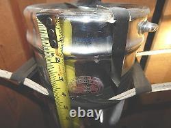 H. S. Martin & Co. Custom-Bilt Liquid Nitrogen Dewar 45+ Inches Long, LN2