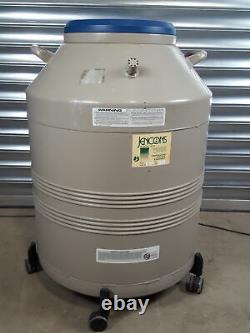 Jencons K Series 5K Liquid Nitrogen Storage Tank Dewar Lab