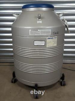 Jencons LS4800 Liquid Nitrogen Storage Tank Dewar Lab