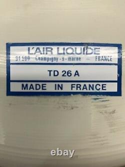 LAIR Liquide TD26A Liquid Nitrogen Dewar