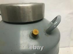 Linde LR-30 Liquid NITROGEN Dewar Cryogenics Storage Unit