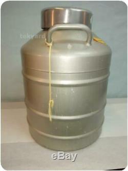Linde Lr-30 Liquid Nitrogen Dewar! (243479)