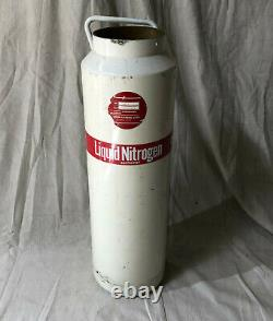 Liquid Nitrogen Dewars (Union Carbide UC-5 among others 3 pcs)