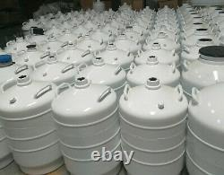 Liquid Nitrogen Tank YDS-3-50 Cryogenic Freezing Equipment 3L Dewar Vessel