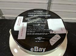 MVE Chart 20925284 Cryoshipper Qwick Charge Dewar 8.5L Liquid Nitrogen Tank
